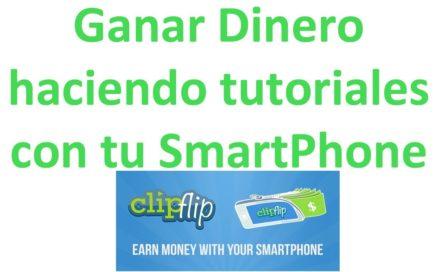 Clipflip: Gana dinero haciendo vídeos!