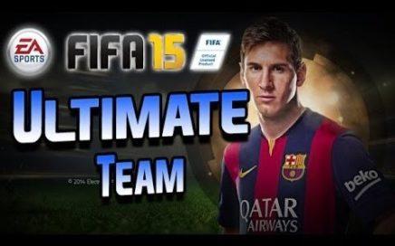 COMO CONSEGUIR DINERO RÁPIDO Y FÁCIL EN FIFA15 ULTIMATETEAM FUT15