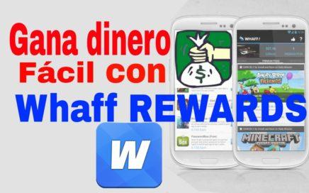 Como Ganar Dinero con tu movil android 2016 (codigo nuevo=CJ63799)