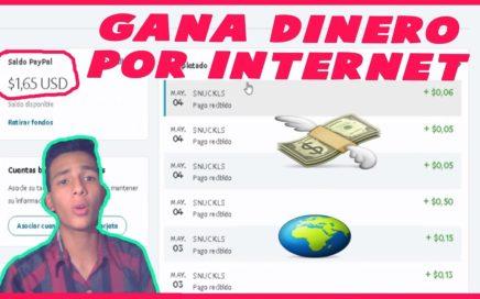 Como ganar dinero en internet   -Rixon alvarez