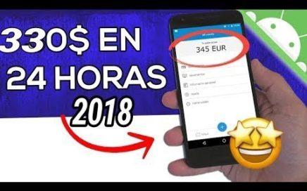 Como Ganar Dinero Facil Y Rapido En Android (2018) 100% Real