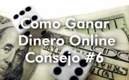 Como Ganar Dinero Online Consejo #6: SISTEMATIZAR
