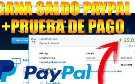 COMO GANAR DINERO PARA PAYPAL Y PAYEER VKTARGET CON TUS REDES SOCIALES+PRUEBA DE PAGO