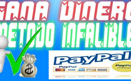 Como GANAR DINERO por INTERNET Buen Método 100% seguro 2016| Tengo Dinero