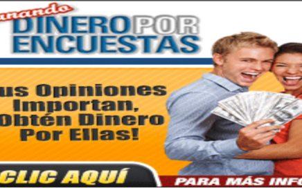 Como GANAR DINERO por INTERNET con ENCUESTAS REMUNERADAS  Tengo Dinero Dinero