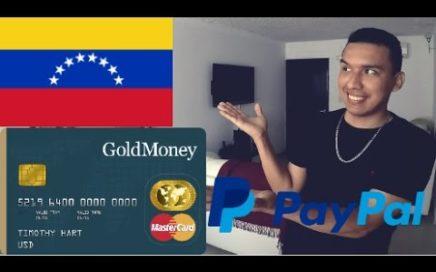 COMO VERIFICAR PAYPAL DESDE VENEZUELA CON 8$ DOLARES 2017