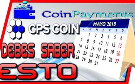 CPS-Coin $10.00 GRATIS Información Actualizada Debes Este Vídeo [ Ganar Dinero Con Criptomonedas ]