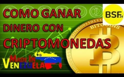 En venezuela si se puede ganar dinero con criptomonedas [Bitcoins] 2018