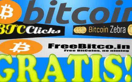 Free Bitcoin Ganar Bitcoin Gratis y Crear una Cuenta Top Mis 5 Mejores Faucet Tengo Dinero