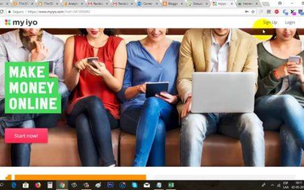 Gana Dinero Gratis a Paypal con Encuestas Remuneradas | Myiyo Tutorial | Gokustian