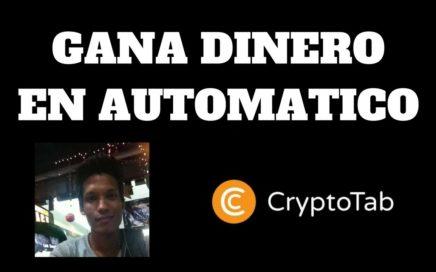 GANA DINERO SIN INVERSION DE 5 A 10$ EN AUTOMATICO