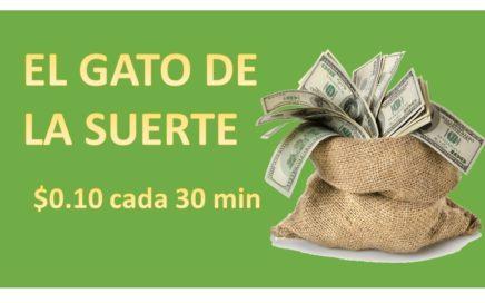 Ganar dinero en internet ($0.10 cada 30 min)