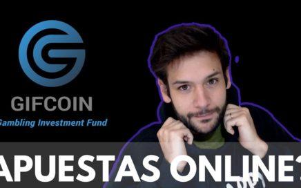 GIFcoin la plataforma de apuestan Online [cripton - review]