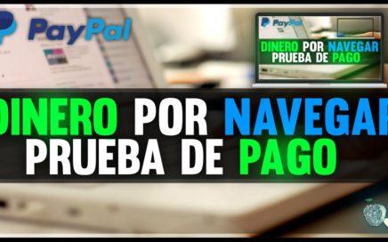 He Ganado 3€ Por Navegar Prueba De Pago [ Como Ganar Dinero En Internet ] Tengo Dinero
