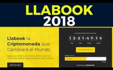 [LLABOOK ESPAÑOL] OFICIAL /Red Social Gana 100 Moneda Llabook |Ganar Dinero por Internet 2019|