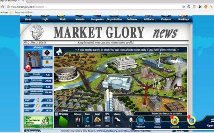 Market glory GANAR EUROS JUGANDO Actualizado Mayo 2018