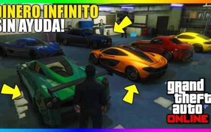 *SIN AYUDA* NUEVO TRUCO DINERO INFINITO! WORKAROUND 1.43 [$1,000,000 CADA 2 MINUTOS] | GTA 5 ONLINE