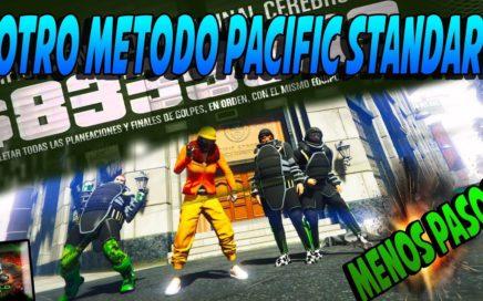 TRUCO PACIFIC STANDARD CON HELICOPTERO 1.43 | TRUCO DINERO INFINITO (PS4/XBOX ONE/PC) | GTA 5 ONLINE