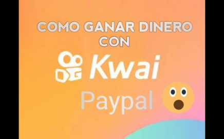 Como Ganar Dinero 2018 Con Videos & Paypal