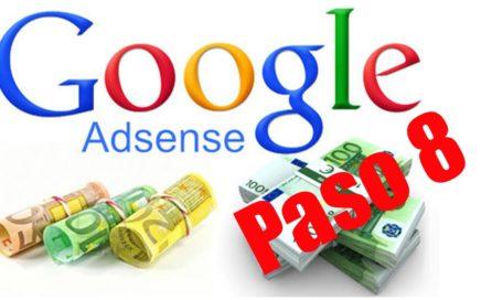 Como ganar dinero con google paso 8