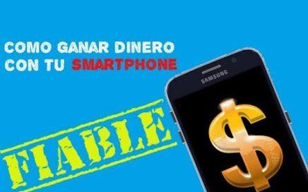 Como ganar dinero con tu móvil