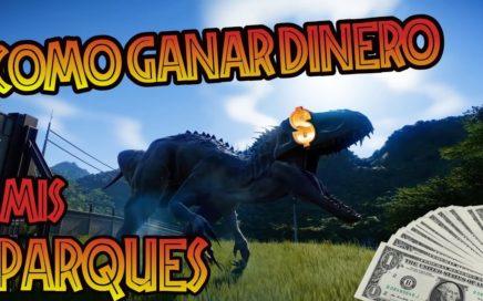 COMO GANAR DINERO EN JURASSIC WORLD EVOLUTION!!! - A POR EL INDOMINUS REX!!