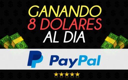 COMO GANAR DINERO POR INTERNET 2018 | $8 DOLARES DIARIOS (VIDEO REAL)