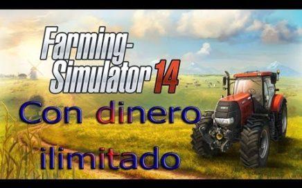 Farming Simulador 14 para Android con dinero ilimitado // MOD // FULL