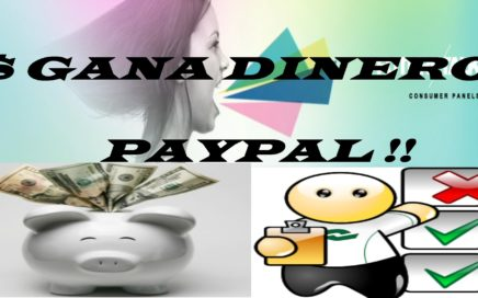 futuretalkers gran forma de ganar dinero directo en tu cuenta paypal muy facil