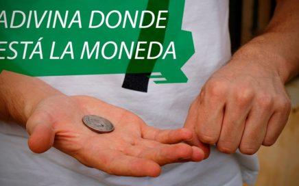 GANA DINERO adivinando en qué mano está la moneda - Truco de apuesta revelado