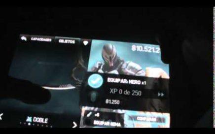 Infinity blade 2 como ganar dinero facil