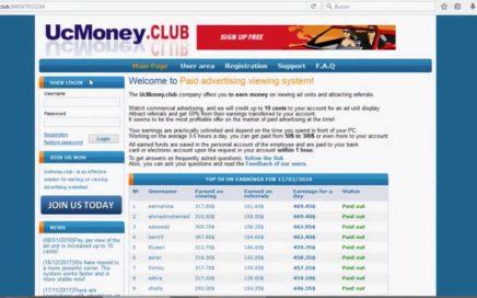 La forma más fácil de ganar dinero por internet
