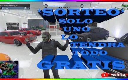 *SOLO* UNO PODRA TENER TODO GTA5 ONLINE -GRATIS- DINERO GRATIS *SUERTE A TODOS* GTA5 - 566MILLONES