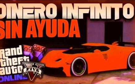 TRUCO DINERO Y RP INFINITO GTA V ONLINE SOLO SIN AYUDA FÁCIL Y RÁPIDO-PS4, PS3, XBOX Y PC