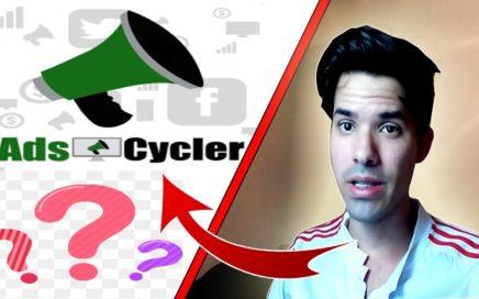 Ads Cycler ¿QUE ES? ¿COMO FUNCIONA? Y ¿COMO GANAR DINERO?   ALEJOJIMENEZYT.