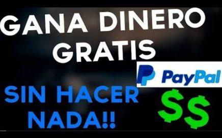 APP PARA GANAR DINERO GRATIS EN PAYPAL | GANA ASTA 20 DOLARES SIN HACER NADA