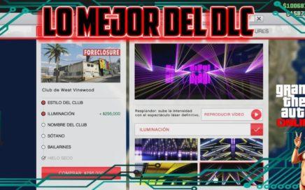 CLUB NOCTURNO DIVERSION A TOPE (LO MEJOR DE EL DLC DE GTA V ONLINE 1.44)