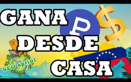 COMO GANAR DINERO EN INTERNET FACIL Y RAPIDO  (DOLARES/RUBLOS/BOLIVARES) - Ducke.