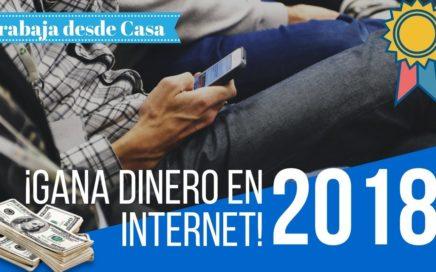 CÓMO TRABAJAR DESDE CASA   ¡GANA DINERO POR INTERNET!