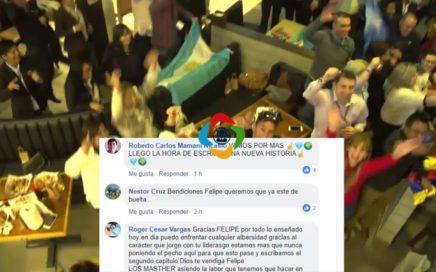 FLASH   Felipe Campos Hace Emotiva Publicación en Facebook de su Ultimo Evento de MKTcoin