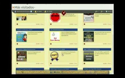 GANA DINERO ONLINE CON GRANDBUX   TUTORIAL EN ESPAÑOL QUE ES Y COMO FUNCIONA ESTA PTC EN INTERNET