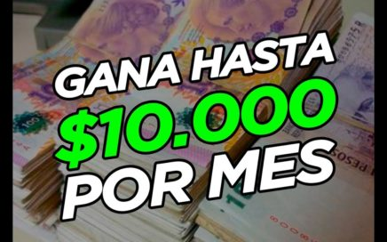 Ganar dinero rápido y fácil con referidos de MercadoPago - Argentina