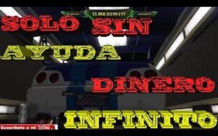 INCREÍBLE TRUCO ! *1 MILLÓN CADA 1 MINUTO!* SIN ESPERAS! (FUNCIONANDO 100%) GTA5 ONLINE PS4/XBOX