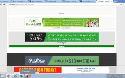 Inperdible Nueva pagina para ganar dinero paga por Paypal y el pago es instantáneo