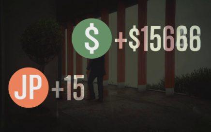 MÉTODO PARA GANAR DINERO RÁPIDO   GTA V ONLINE   20000$ CADA 10 MINUTOS   Daninho