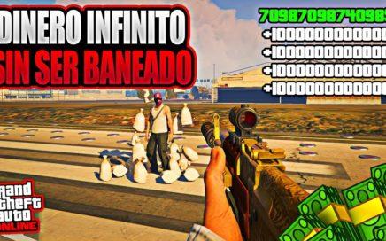 NUEVO! DINERO INFINITO SIN SER BANEADO (+500.000$) PARA POBRES Y RICOS FUNCIONANDO GTA 5 ONLINE 1.43
