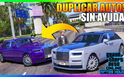 *SIN AYUDA* NUEVO TRUCO DUPLICAR AUTOS MUY FÁCIL! 1.44 [HAZTE MILLONARIO!] | GTA ONLINE