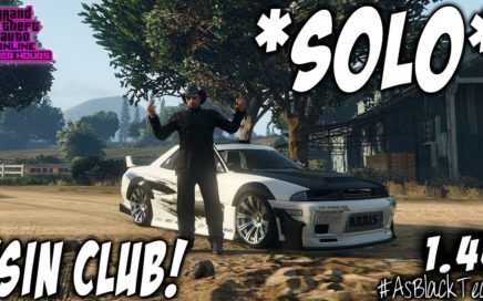 "*SOLO* - SIN AYUDA - DUPLICAR COCHES - GTA 5 - MATRICULA LIMPIA - ""SIN CLUB"" - (PS4, XBOX One)"