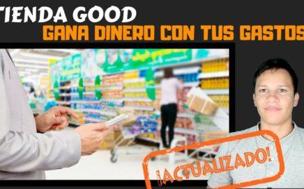 Tienda Good Actulizado COMO GANAR DINERO CON TUS GASTOS