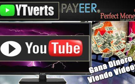 Ytverts Tutorial   Gana Dinero Viendo Vídeos de Youtube   Gokustian